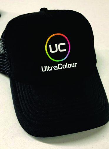 Digital transfer Ultracolour hat